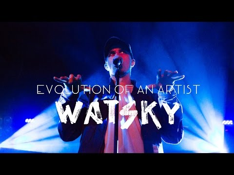 Waksty: The Evolution Of An Artist [x Infinity]