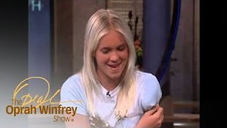 Young Surfer Who Lost an Arm in a Shark Attack Refuses to Give Up | The Oprah Winfrey Show | OWN