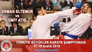 Gambar cover Final 75kg   Erman ELTEMUR - Ümit ATIŞ   Büyükler Türkiye Şampiyonası, Adana 2015