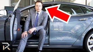 This Is How Tesla's ELON MUSK Spends His BILLIONS