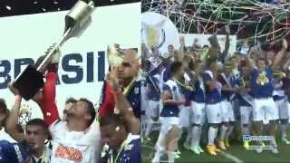 TV Cruzeiro chega a 100 programas e relembra os títulos conquistados pela raposa