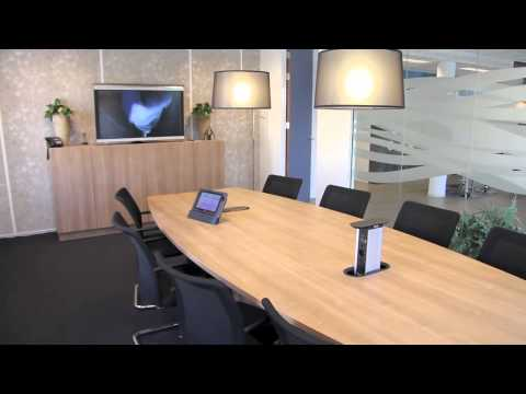 AMX Netherlands Office Tour - Ultra Modern and Simply Beautiful Technology in ANY Language