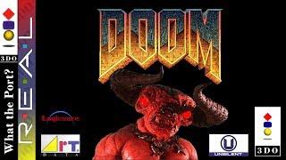 Doom 3DO - What the Port?