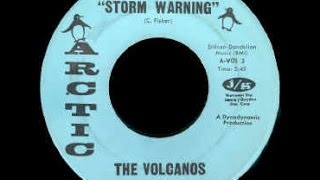 The Volcanoes - Storm Warning ( Northern Soul )