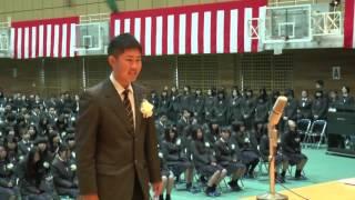 最後のホームルーム « 卒業式 « 岐阜聖徳学園高等学校