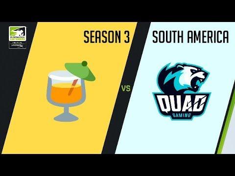 [POR] The Suquinho Nation vs Quad Gaming (Part 1) | OWC 2018 Season 3: South America