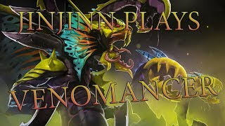 DOTA 2 l Full HD Gameplay l 60Fps l Venomancer
