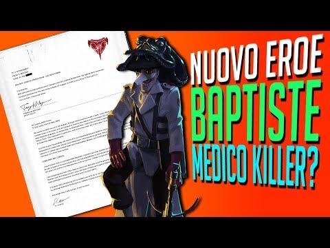 BAPTISTE , IL NUOVO EROE MEDICO KILLER ? OVERWATCH ITA - Primi indizi thumbnail