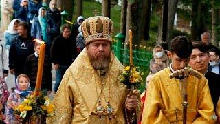 Всенощное бдение в праздник святых первоверховных апостолов Петра и Павла