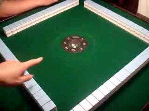 Automatic Mah Jong Table