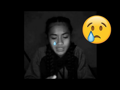 Girl sings EMOTIONAL song (must watch ) best rap song