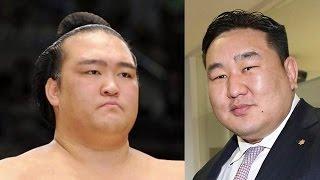 稀勢の里初優勝に、朝青龍も涙! 大相撲平成29年初場所