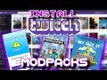 How To Install Twitch/Curse Modpacks For Minecraft! + RAM Options And Settings