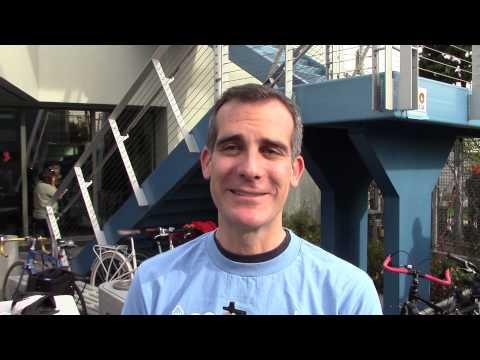 Los Angeles Mayor Eric Garcetti LA Tech Digest Interview