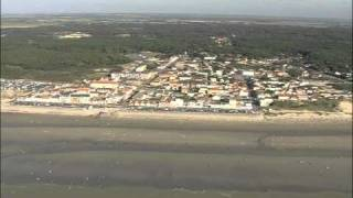 Repeat youtube video La Baie de Somme vue du ciel