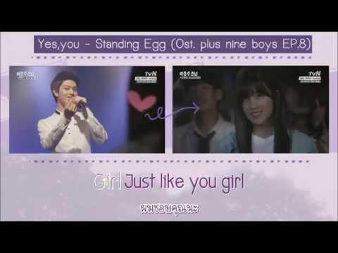 [Karaoke/Thaisub] Standing Egg - Yes,You Ost Plus Nine Boys EP 8