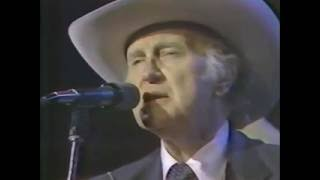 Bill Monroe - Blue Moon Of Kentucky