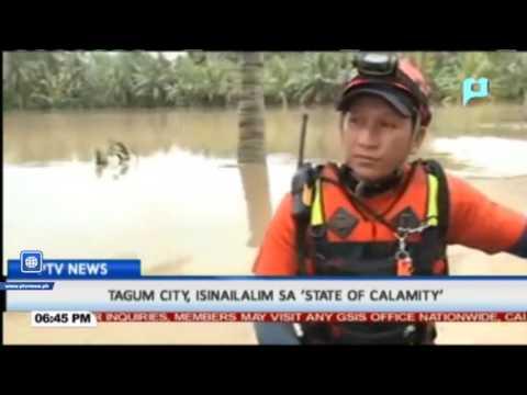 Tagum City, isinailalim sa State of Calamity