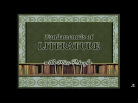 Grade 9 Fundamentals of Literature