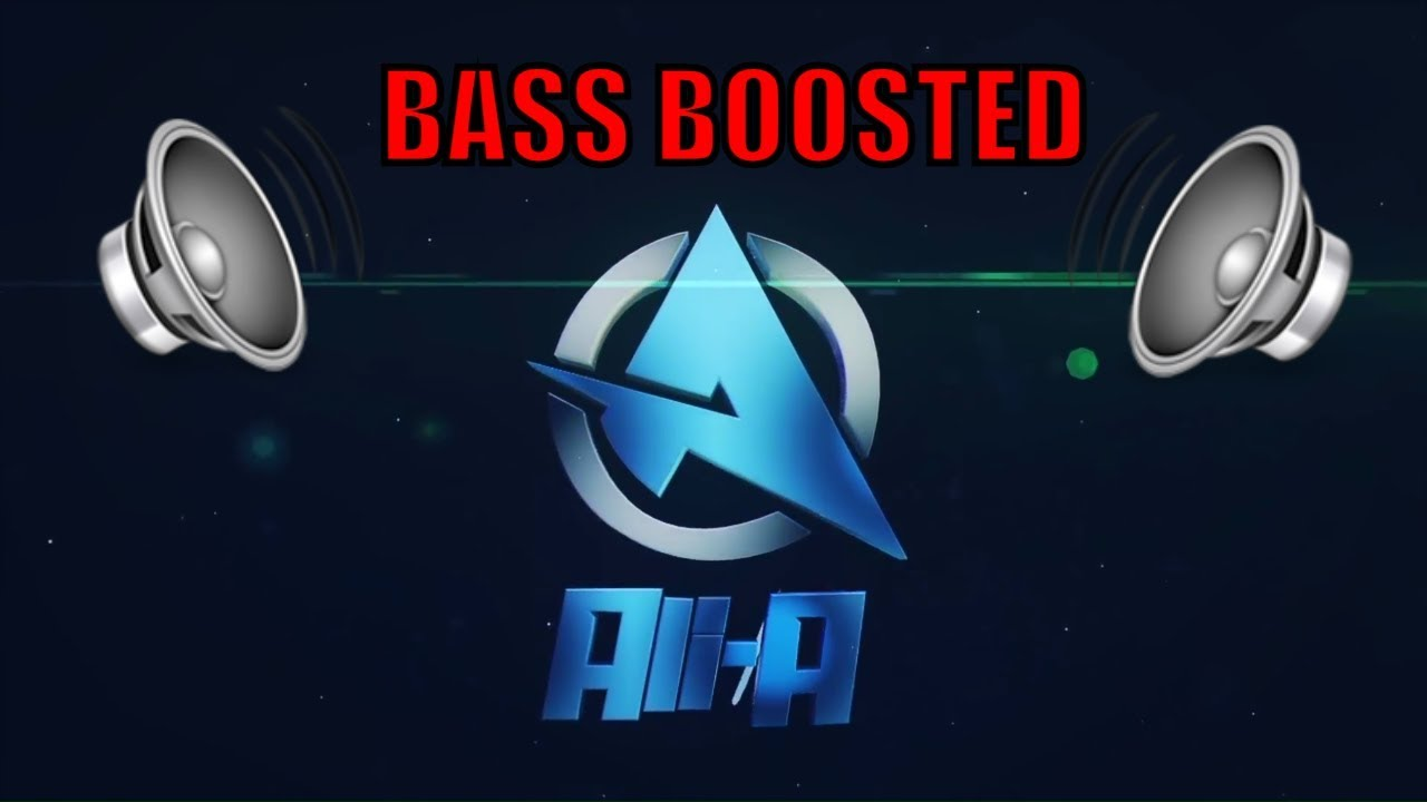 Ali-A Intro BASS BOOSTED | (Meme) (Sound) (Soundeffect ...