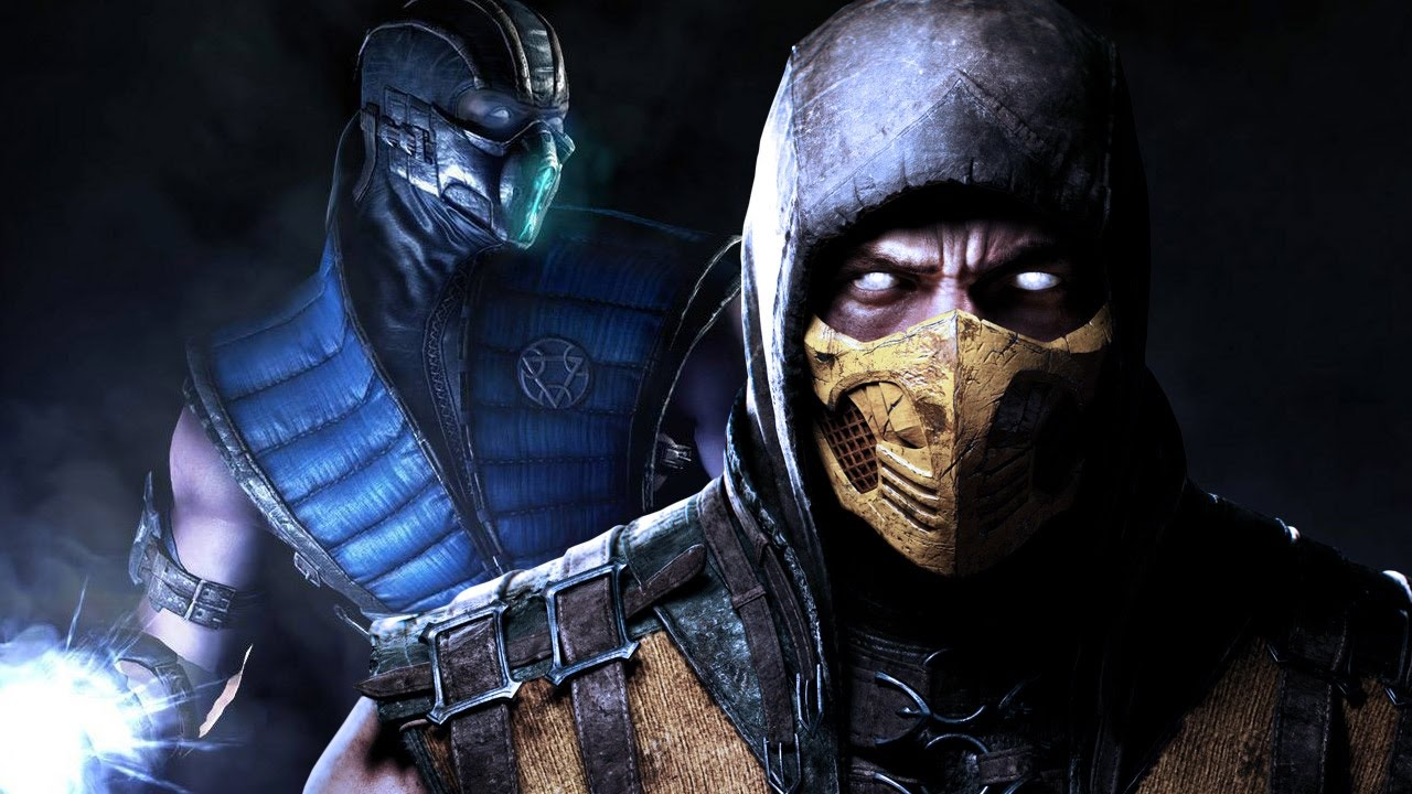 Mortal Kombat X Scorpion Vs Sub Zero Youtube
