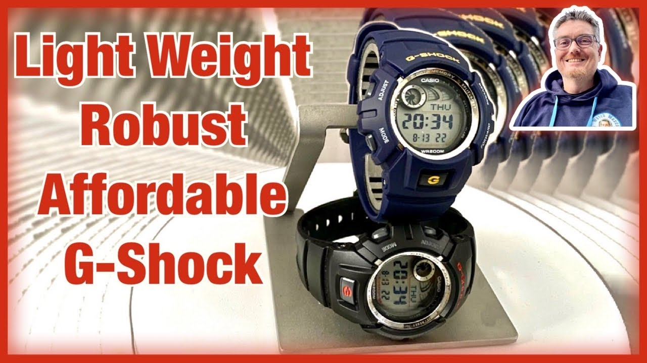 Download Holiday Watch   Affordable - Light Weight - Robust   G-Shock G-2900F