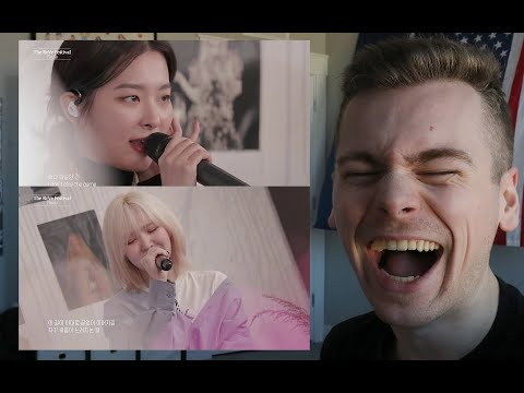 REAL TEARS (Red Velvet 레드벨벳 - Psycho & Remember Forever @ReVe Festival FINALE Reaction)