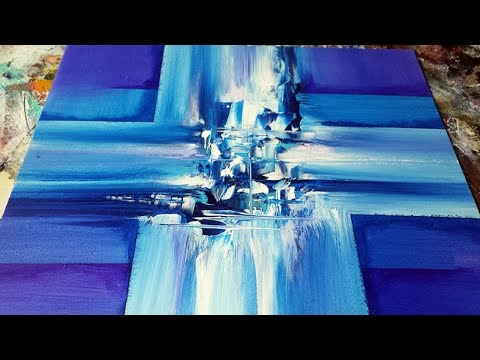 Abstract Painting / DEMO 51 / Subscriber Request 1 / Abstract Art / Painting Techniques
