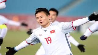 Quang Hải sang thi đấu cho Barcelona là có thật