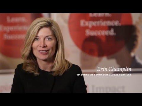 Meet the Johnson & Johnson Global Services Leaders