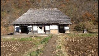 敷地面積日本一の映画撮影所 庄内オープンセット おしんの生家とおしん...