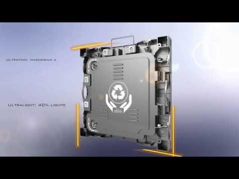 optokingdom 512X512  outdoor rental led display