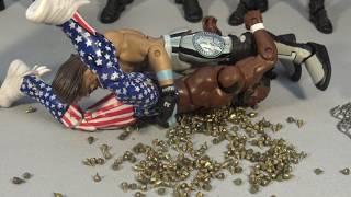 Actual Tacks for WWE figures