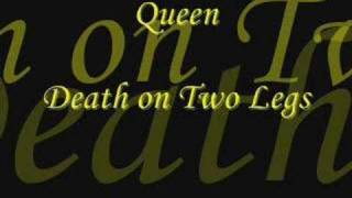Queen-Death on Two Legs