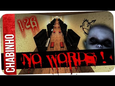 【AVM 126】No Words! (Horror map)