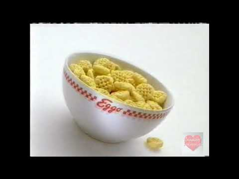 Kellogg's Eggo Cereal | Television Commercial | 2006 | Maple Syrup