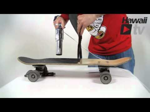 entretenir sa planche de skateboard par hawaiisurf youtube. Black Bedroom Furniture Sets. Home Design Ideas