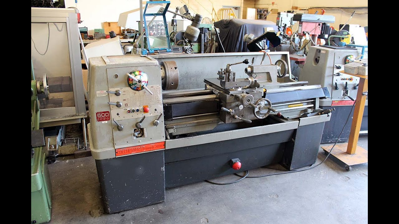 Colchester Triumph 2000 Lathe Wiring Diagram Electrical Centre Youtube Jet