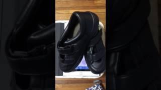 番組に投稿された認知症徘徊者を救う魔法の靴の愛GPSインソールシューズ...