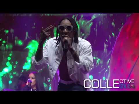 Wiz Khalifa - Waken Baken, Mezmorized, The Statement & The Kid Frankie | HD 2018