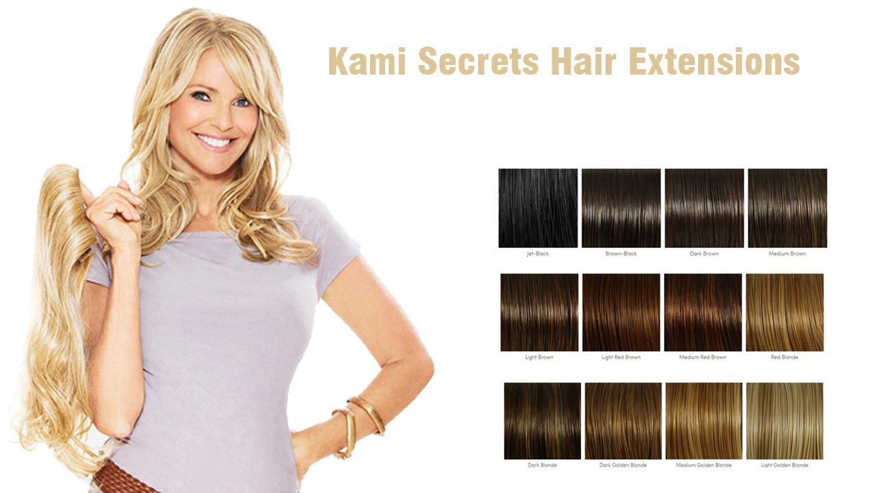 Kami secret hair extensions youtube kami secret hair extensions pmusecretfo Images