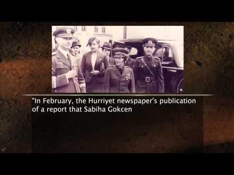 "Sabiha Gökçen - Hrant Dink Segment from ""Orphans of the Genocide"""
