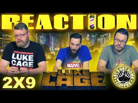 Luke Cage 2x9 REACTION!!