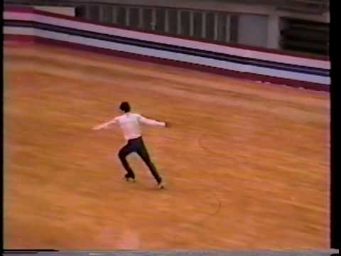 Jason Cohen - 1990 World Class Mens Singles Finals