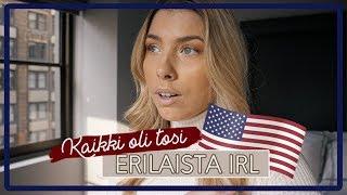 EKAA KERTAA NYCISSÄ!🇺🇸 Video