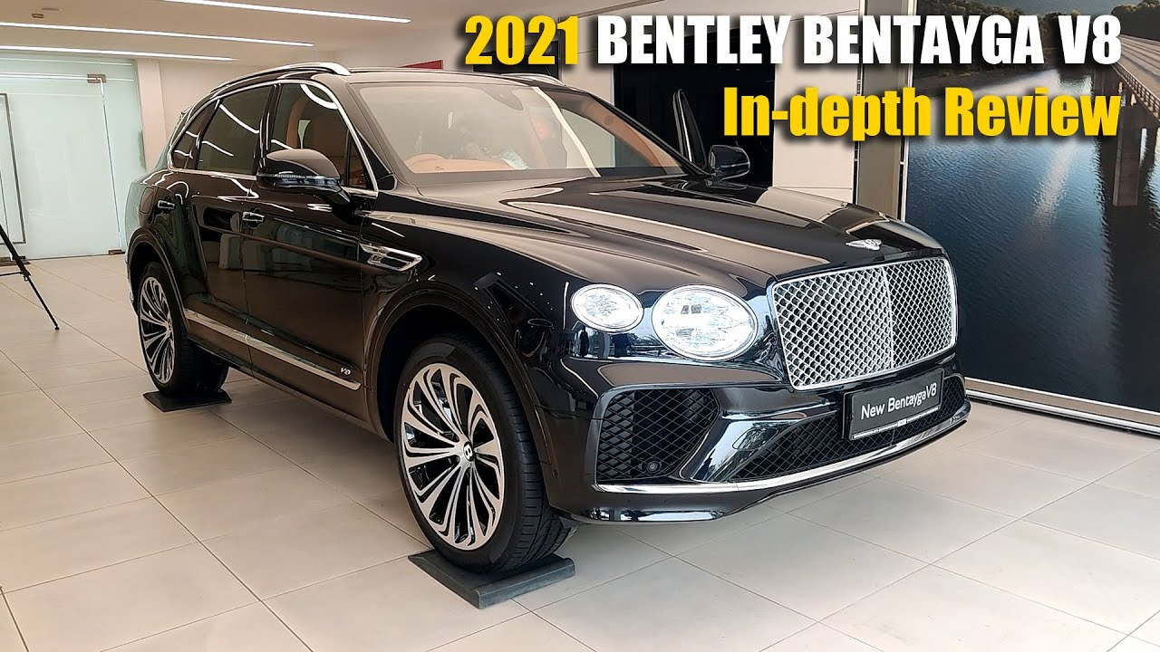 Download 2021 Bentley Bentayga V8 Review I New Features I Top Speed I Mileage I Price