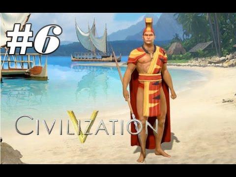 Civ 5: Polynesia - Idealistic (Part 6) |