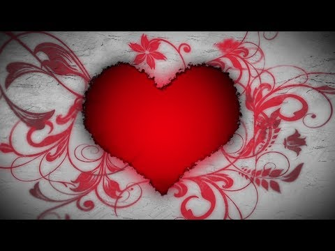 Heart Love Video Background「Download」