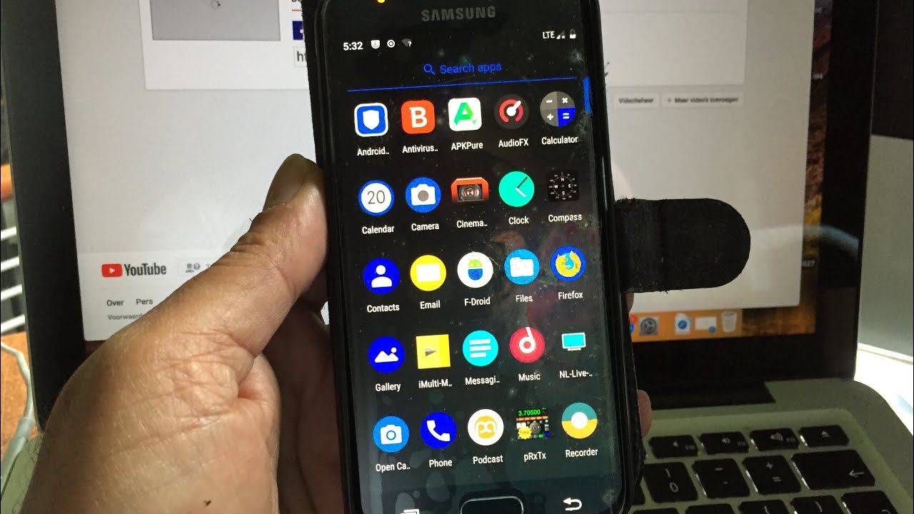 Android 9 Lineage OS 16 for Galaxy S6 ROM by TEAM NEXUS Lukas Berger - Full  tutorial 2018