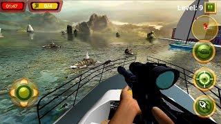 Angry Shark Hunter Android Gameplay #2